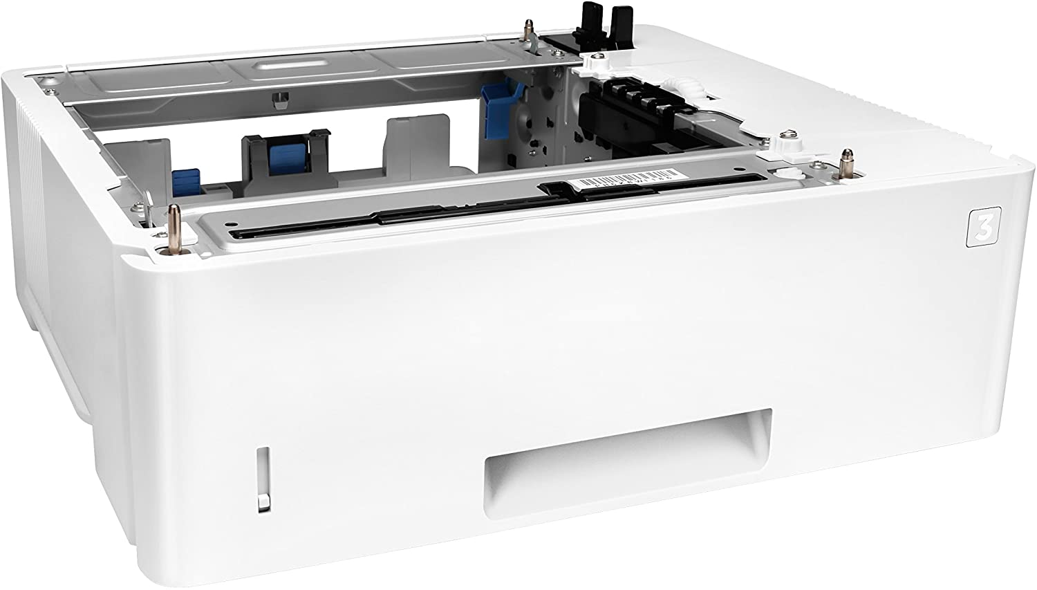 HP M607/M608/M609 Series Optional 550-sheet Feeder L0H17A, White, Model: 2M3EY91 Image